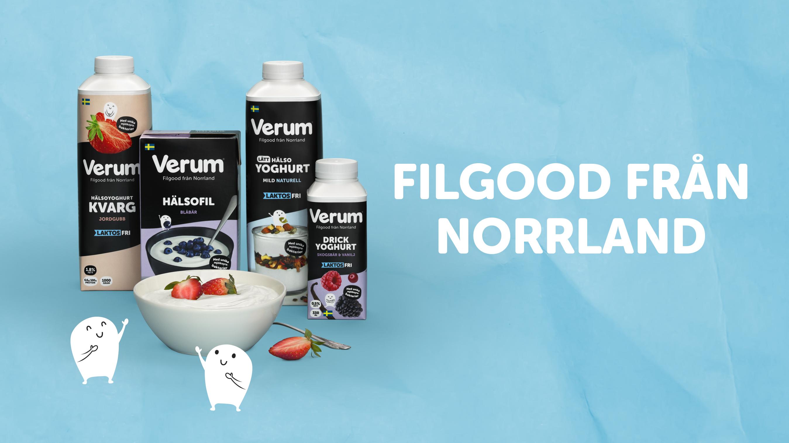 Filgood från Norrland - Verum Fil